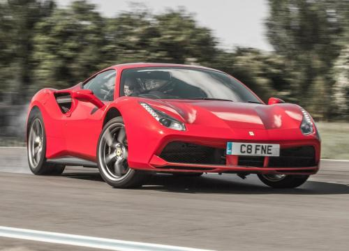 Ferrari 488, Aston Martin DB11 et Audi R8, les supercars les plus vendues en Europe