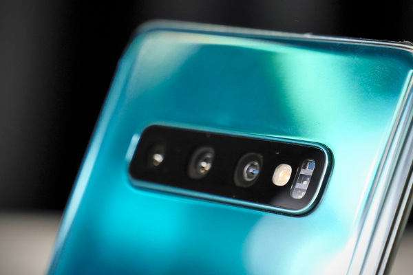 Notre test photo du Galaxy S10