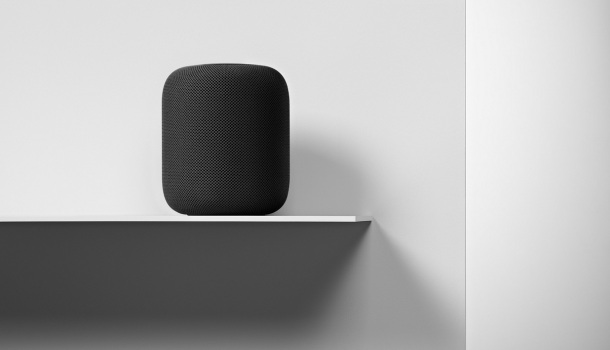 Le HomePod d'Apple sera disponible au printemps en France