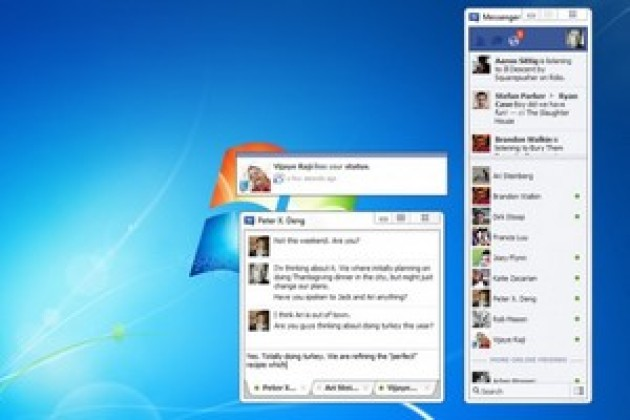 Facebook ferme sa messagerie sur PC mais conserve la version mobile.