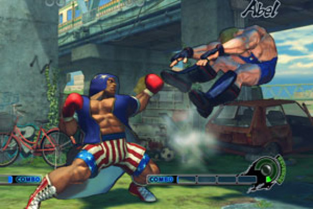 Street Fighter IV, de Capcom
