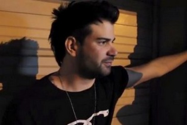 Hunter Moore lors d'une interview accordée sur YouTube en 2012.