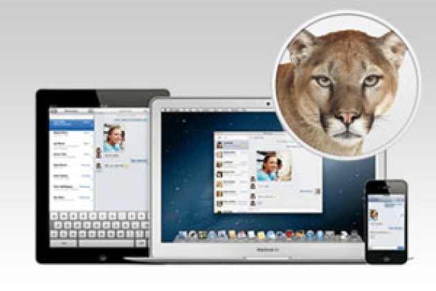 Mountain Lion, le nouvel OS d'Apple est disponible