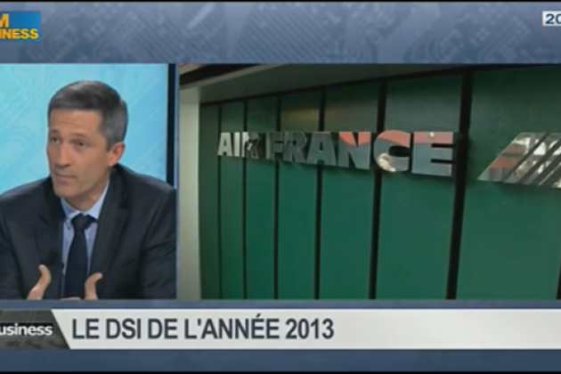 01 Replay : Jean-Christophe Lalanne (Air France - KLM), DSI de l'année