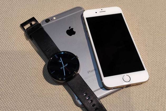 Google lancera bien une version iPhone d'Android Wear [MàJ]