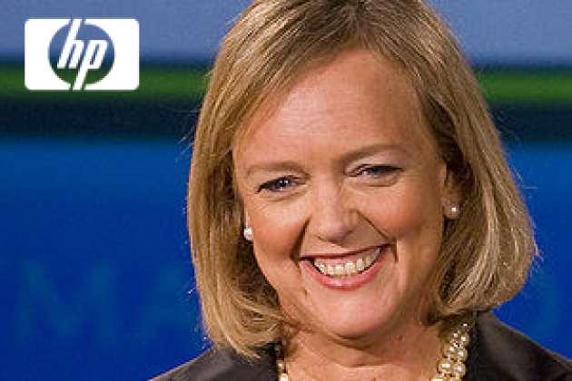 Meg Whitman, PDG d'HP, croit en l'impression 3D.