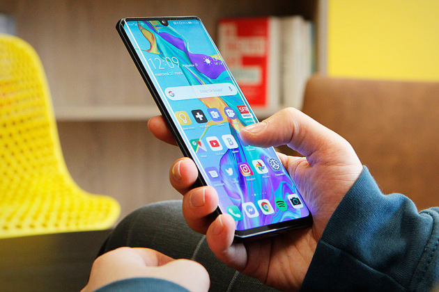 French Days : le smartphone Huawei P30 Pro à 699 euros