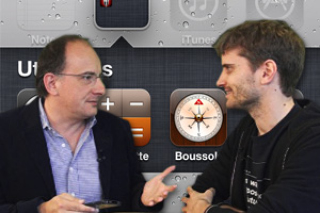 iPhone : le talk 01net.-RMC