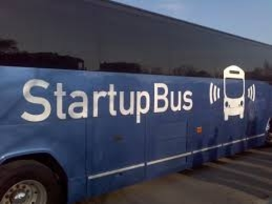 StartupBus, on the road again
