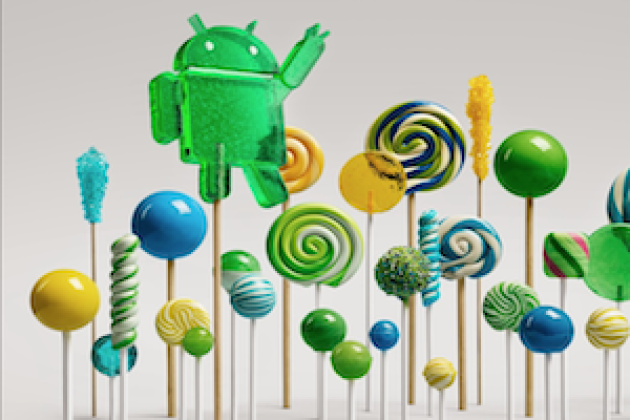 Android 5.0 s'appelle « Lollipop »