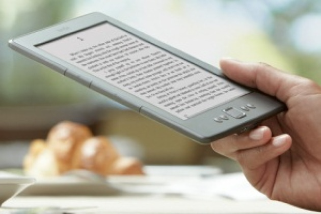 Amazon lance le Kindle en France à 99 euros