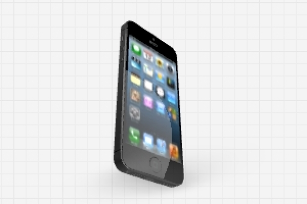 L'iPhone 5, déjà disponible en 3D