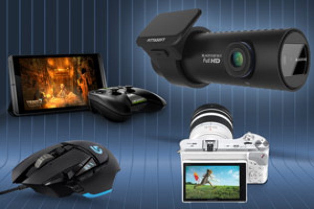 Samsung NX3000, Nvidia Shield Tablet, Logitech G502 … le top des tests