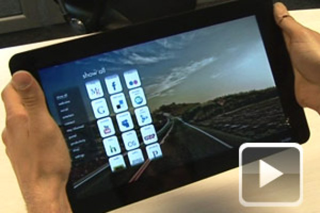 Un concurrent pour l'iPad : la tablette tactile Joojoo
