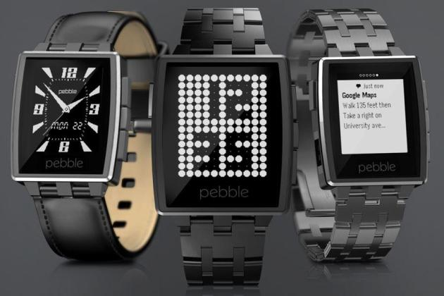 Pebble Pebble Steel