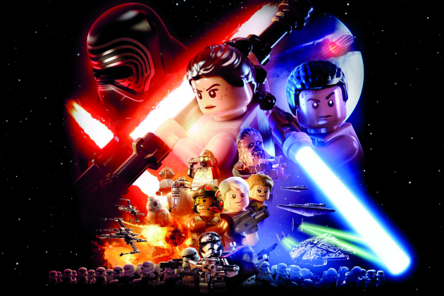 Test :  Lego Star Wars, le Réveil de la Force assure le fan service