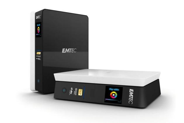 Emtec Movie Cube S800H - 2000 Go