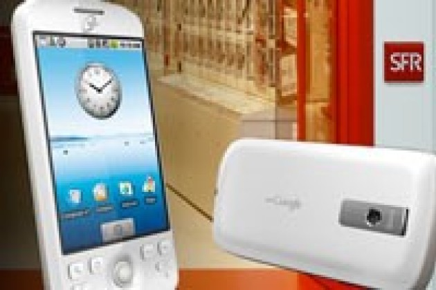 HTC Magic : le « Google phone » de SFR est en vente