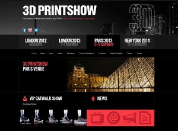 L'impression 3D a maintenant son salon