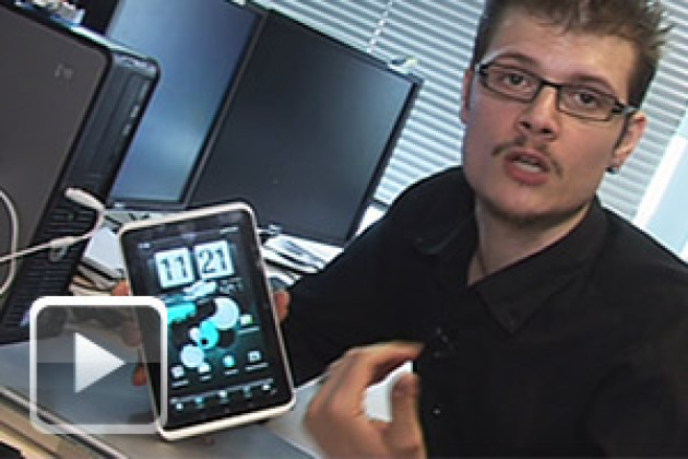 Coulisses du 01Lab : LG Optimus Black et HTC Flyer