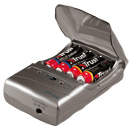 Quick Battery Charger 441PQ, de Trust