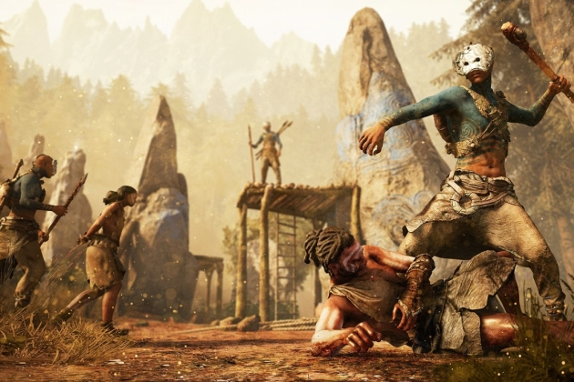 Ubisoft Far Cry Primal