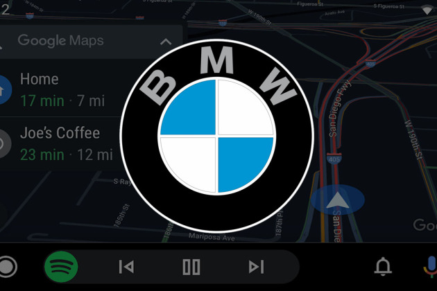 BMW embarquera (enfin) Android Auto dans ses voitures