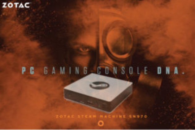GDC 2015 : Zotac SN970, la Steam Machine sous stéroïdes