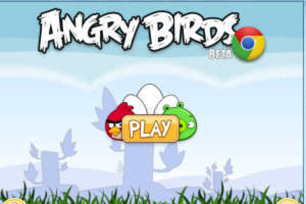 Angry Birds arrive sur Chrome
