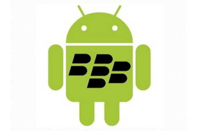 Les applications Android, bientôt compatibles nativement avec BlackBerry