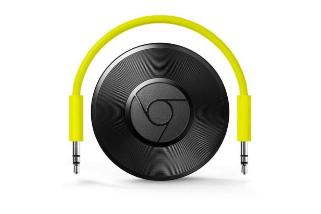 Google enterre son Chromecast Audio