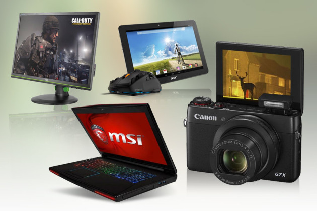 Iconia Tab 10, LX100, GM5, Alpha 6000... le top des tests de la semaine