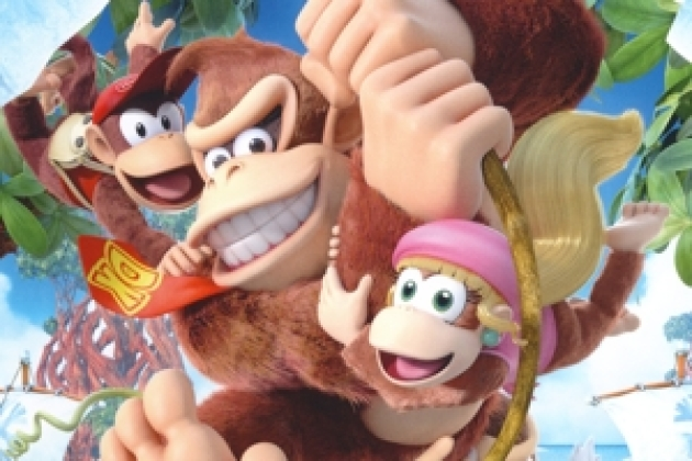 TEST : Donkey Kong Country Tropical Freeze, Nintendo nous donne la banane… givrée