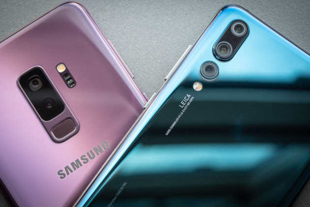 Test : Huawei P20 pro contre Samsung Galaxy S9 Plus, quel smartphone est le roi de la photo ?