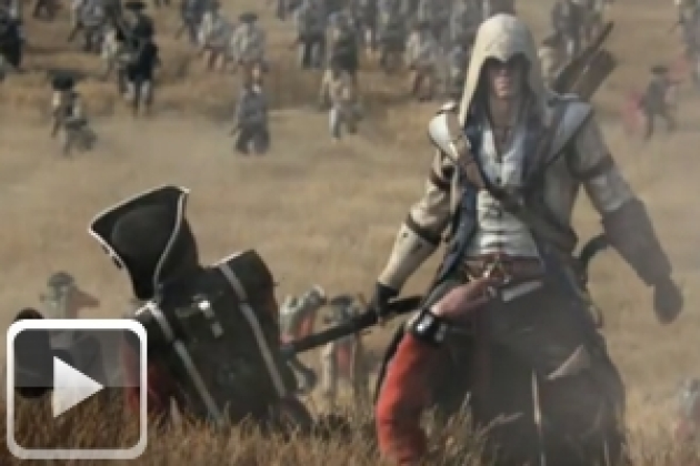 Assassin's Creed III : un trailer en forme de cours d'insurrection
