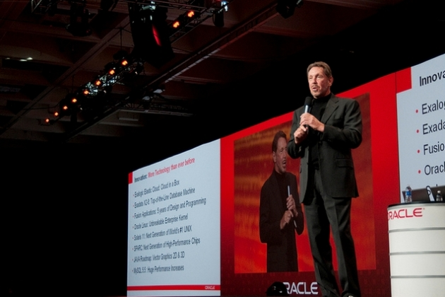 OpenWorld : Oracle veut faire de SQL le langage de requête du big data