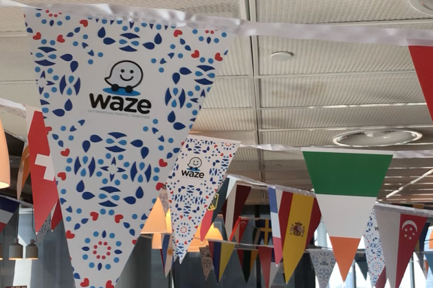 Le week-end du 21 et 22 septembre, Waze organisait son traditionnel « mega-meetup » communautaire à Tel Aviv.