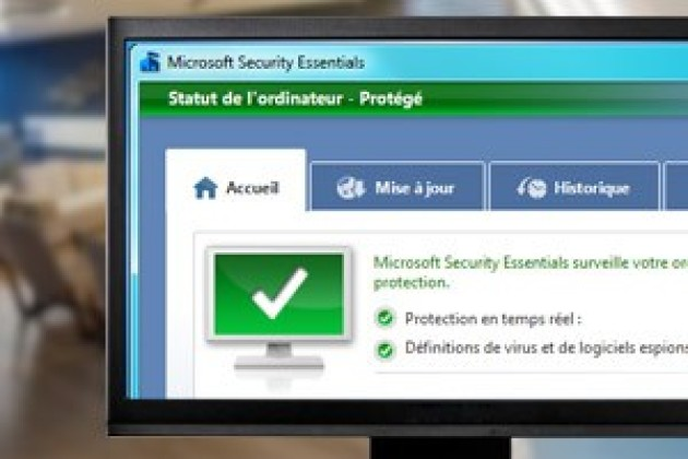 Microsoft Security Essentials : une nouvelle version en vue