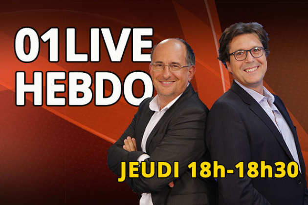01LIVE HEBDO #48 : le debrief du MWC 2015 (replay)