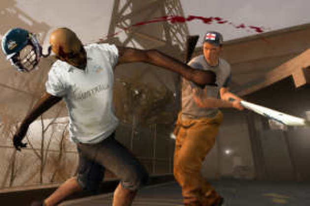 Left 4 Dead 2 The Passing, de Valve