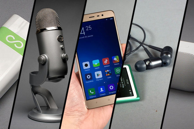 Xiaomi Redmi Note 3, Lima, Beats by Dr. Dre Pill+… le top 5 des tests