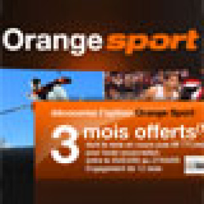 Orange évoque la suspension d'Orange Sport
