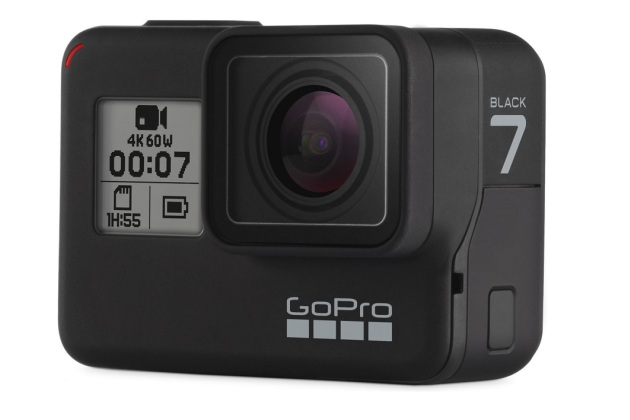 GoPro Hero 7 BlackGoPro Hero 7 Black