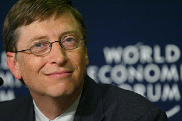 Bill Gates reste beaucoup plus riche que Marc Zuckerberg