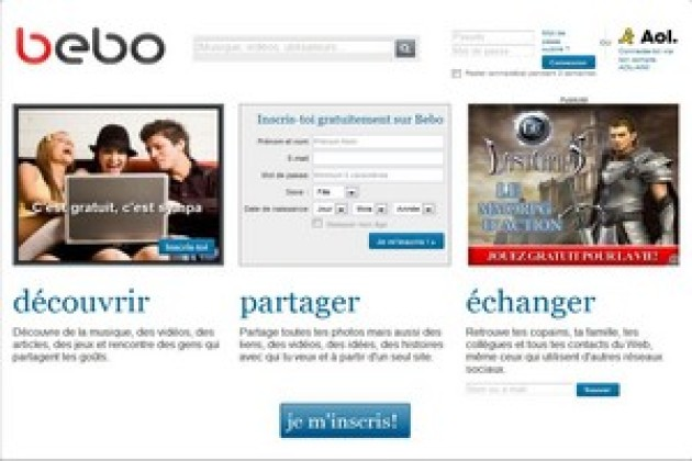 AOL cède Bebo à un fonds d'investissement