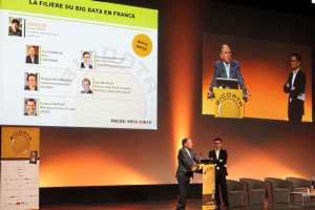 Le plan d'action en faveur du Big Data prend forme