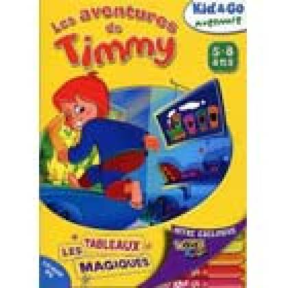 Timmy : l'incroyable aventure sous-marine