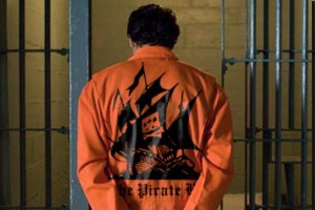 Un des fondateurs de The Pirate Bay emprisonné à l'isolement