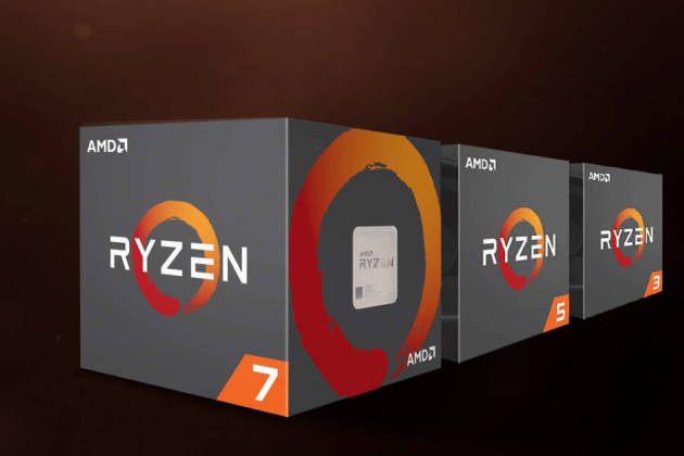 AMD poursuit son offensive face à Intel en lançant les Ryzen 5