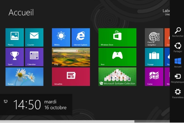 Windows 8 (1/9) : les innovations ergonomiques